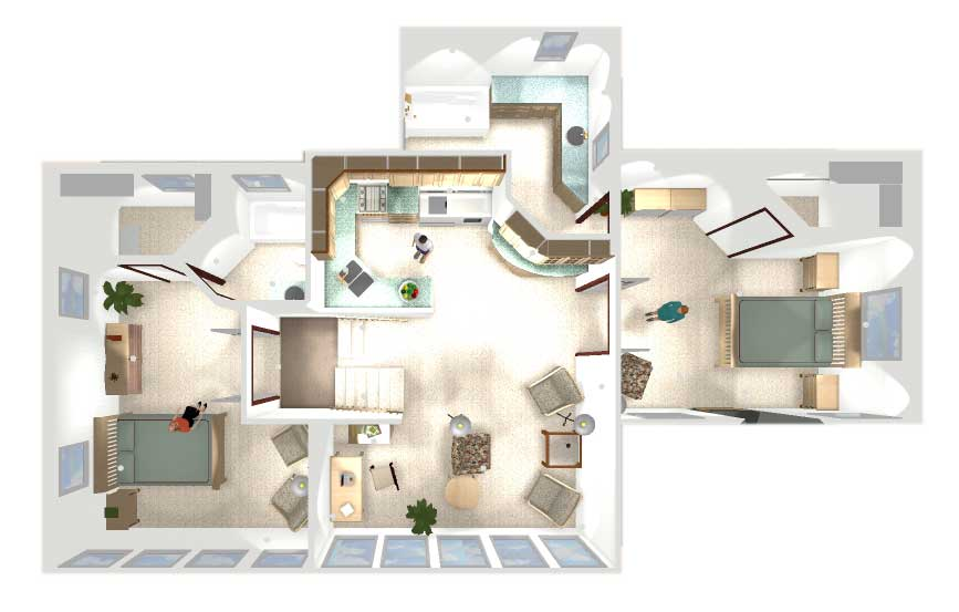 3D Interior Images: Services