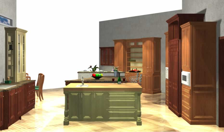 Kitchen Designer: Donna McMahon; 2020 Designer: Angie Lawrence, CMKBD